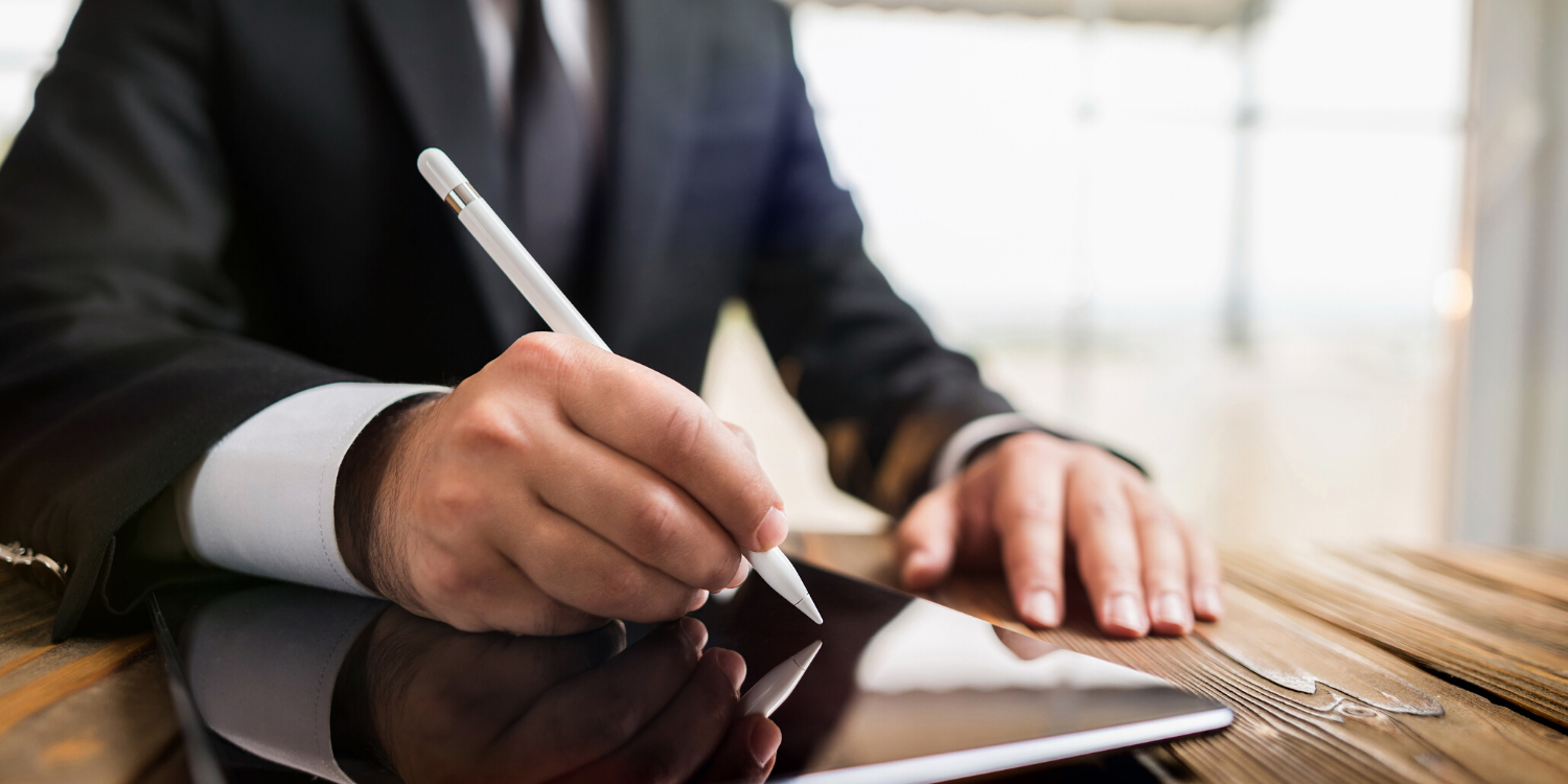 Can An Agreement For The Purchase And Sale Of Immovable Property Be Signed Electronically?